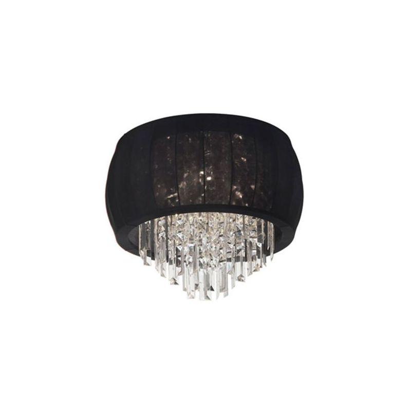 Dainolite MYA-19FH-PC-901 Maya 4 Light Flushmount Ceiling Fixture