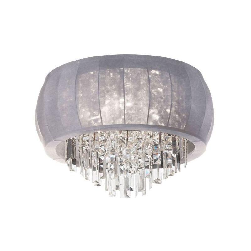 Dainolite MYA-26FH-PC-923 Maya 8 Light Flushmount Ceiling Fixture