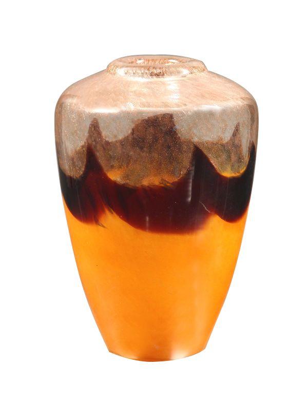 "Dale Tiffany AG500268 7.5"" x 11"" Sonora Broad Vase Home Decor Vases"