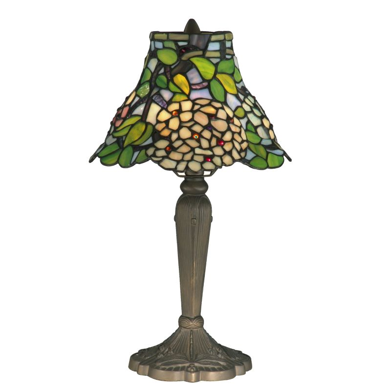 Dale Tiffany TT12061 Trevor Tiffany Table Lamp with 1 Light Antique