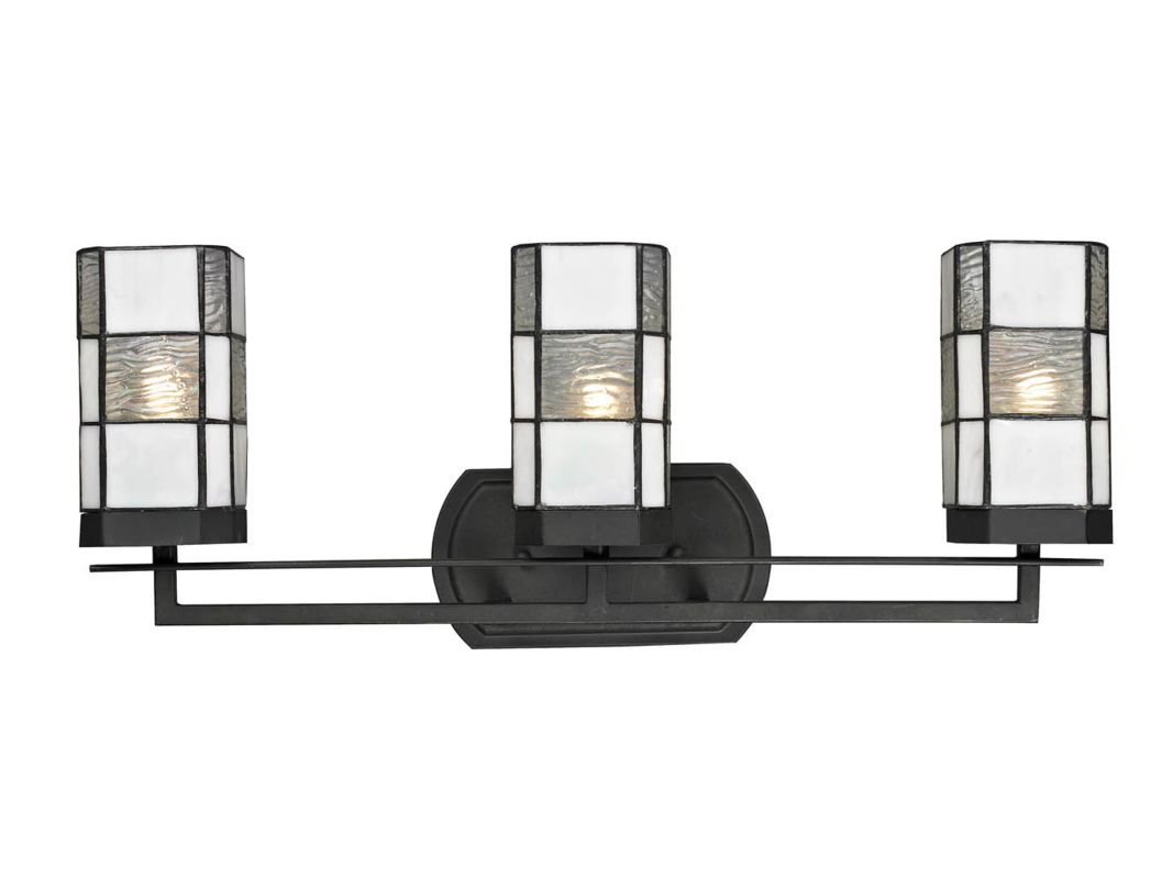 Dale Tiffany TW12470 Landis 3 Light Wall Sconce Matte Coffee Black Sale $229.99 ITEM: bci2281274 ID#:TW12470 UPC: 20258120213 :