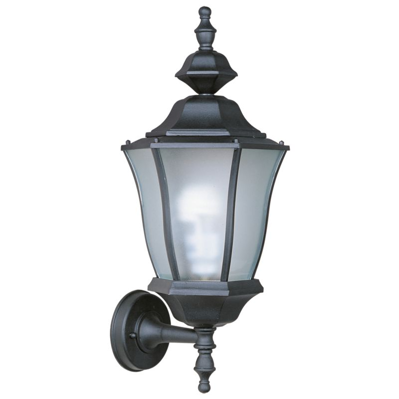 "Delacora DL-4850 9"" Wide Single Light Energy Star Outdoor Wall Sconce"