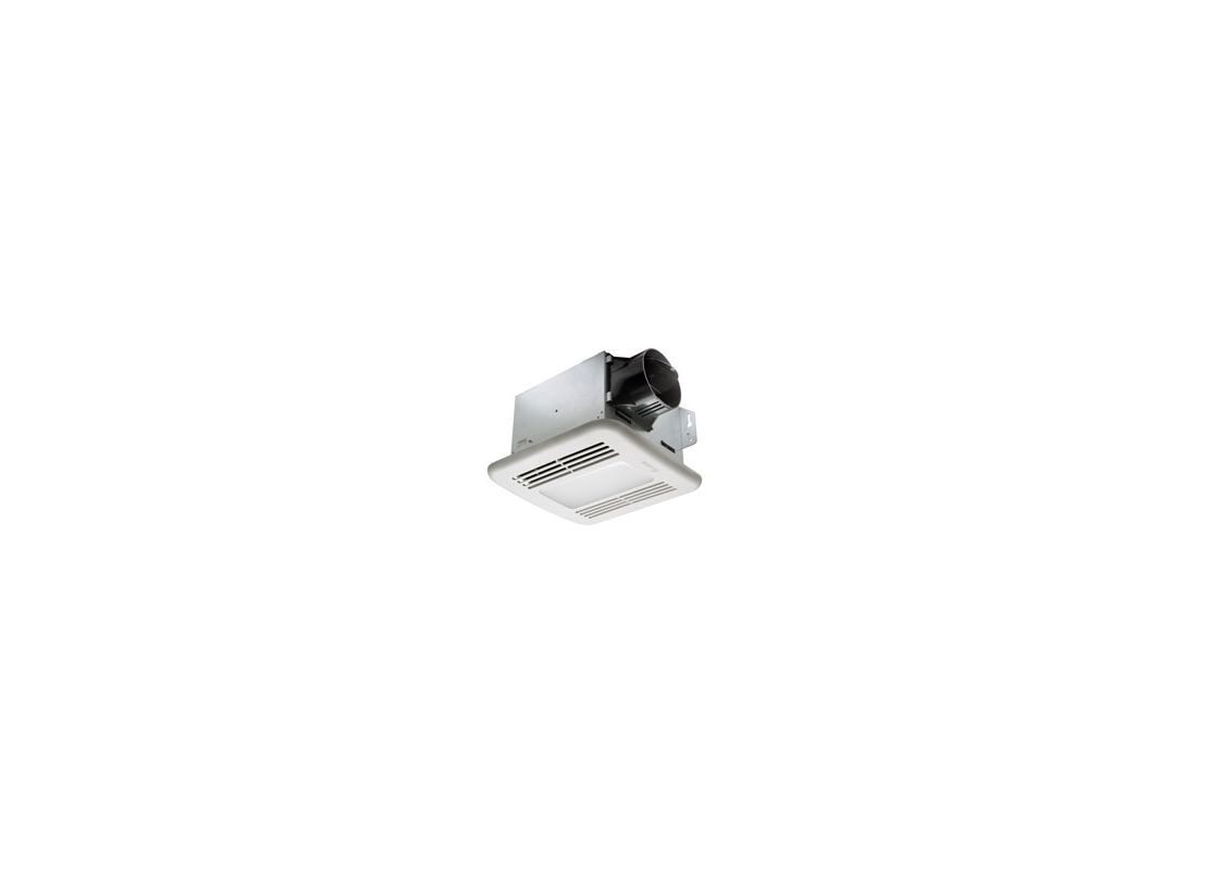 Delta Electronics GBR80LED 80 CFM 0.8 Sone Single Speed Ceiling