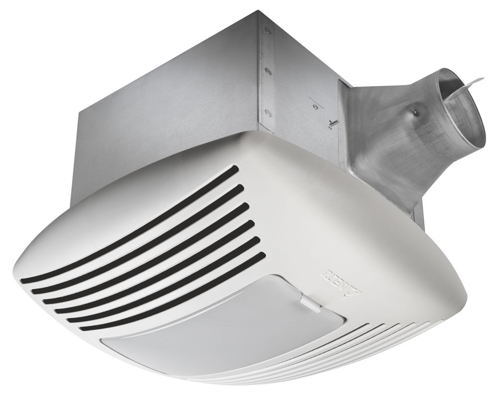 Delta Electronics SIG110DL 110 CFM 0.4 Sone Ceiling Mounted Fan with
