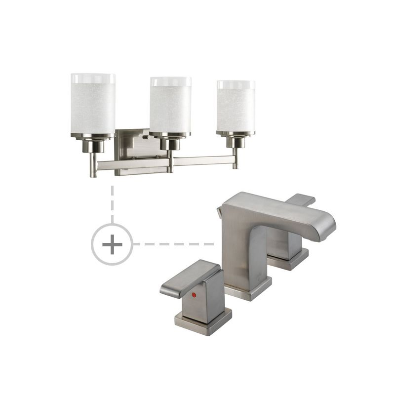 Delta 3586LF-MPU.P2978 Arzo Widespread Bathroom Faucet - Includes