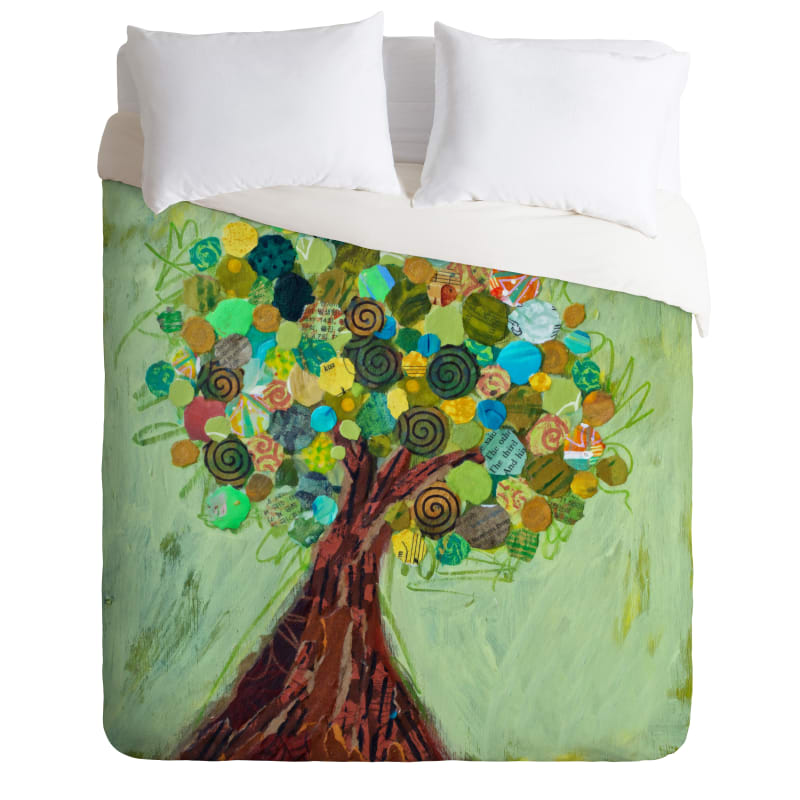 Deny Designs Spring Tree Bedding Elizabeth St Hilaire Nelson Duvet