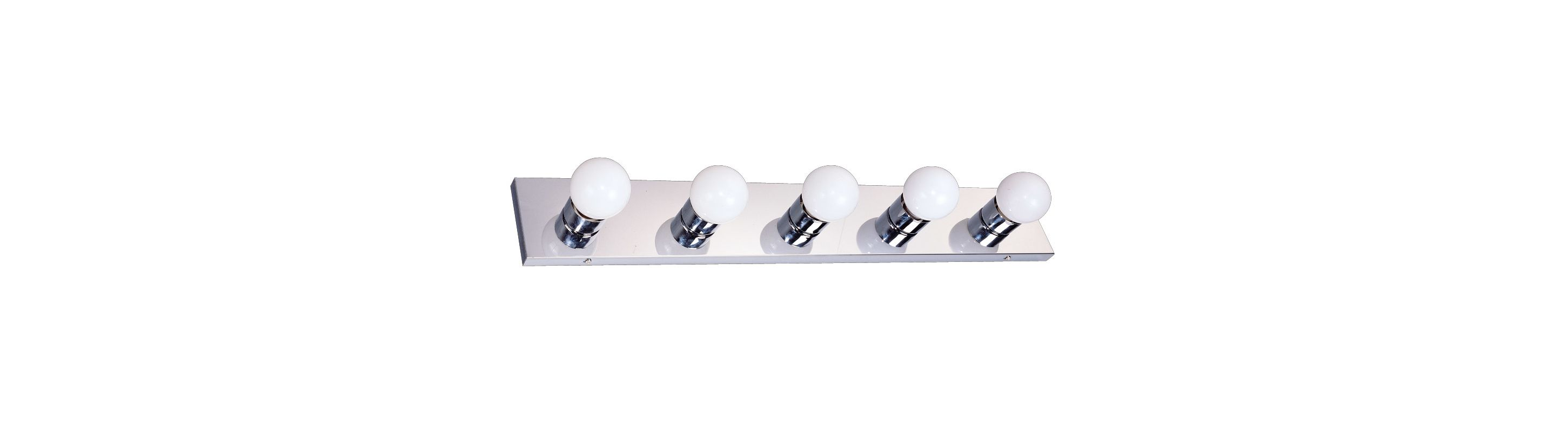 Design House 509653 Strip Light Traditional / Classic 5 Light Ambient