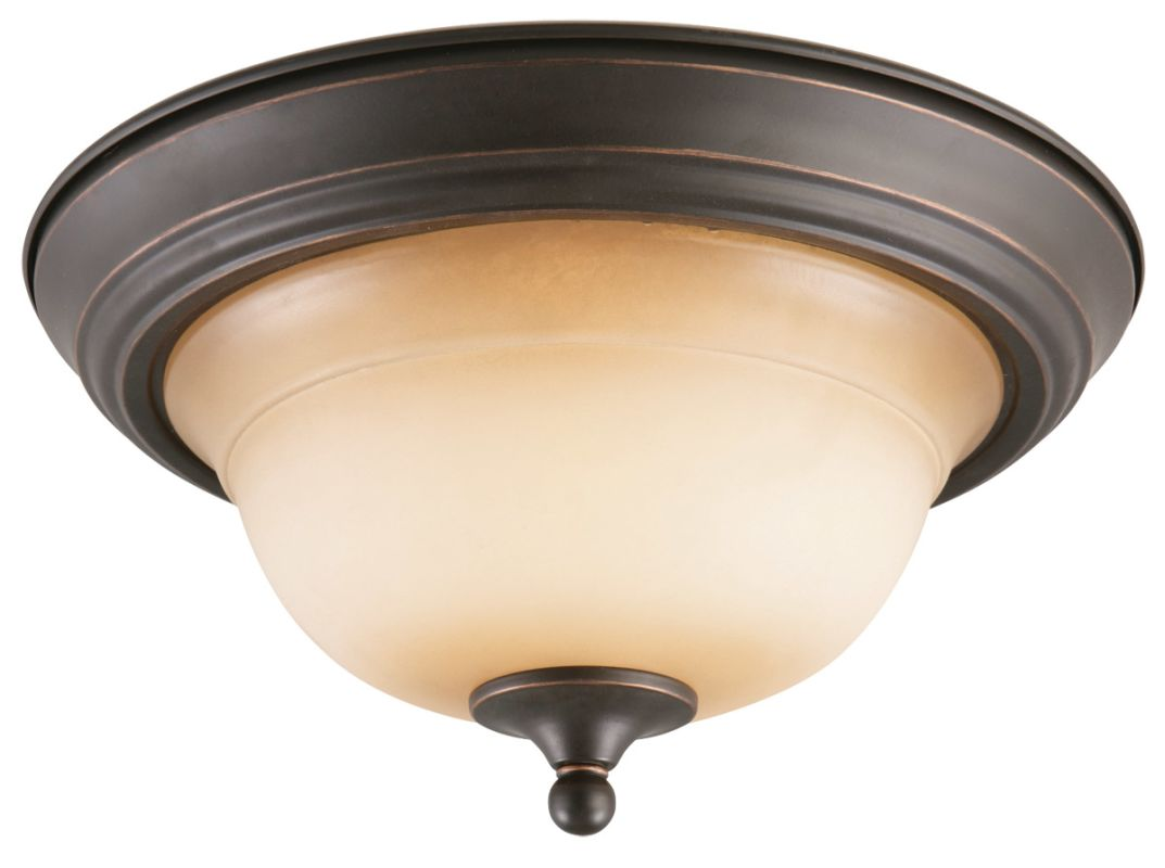"""Design House 512616 14"""" Wide Cameron Traditional / Classic 2 Light"""