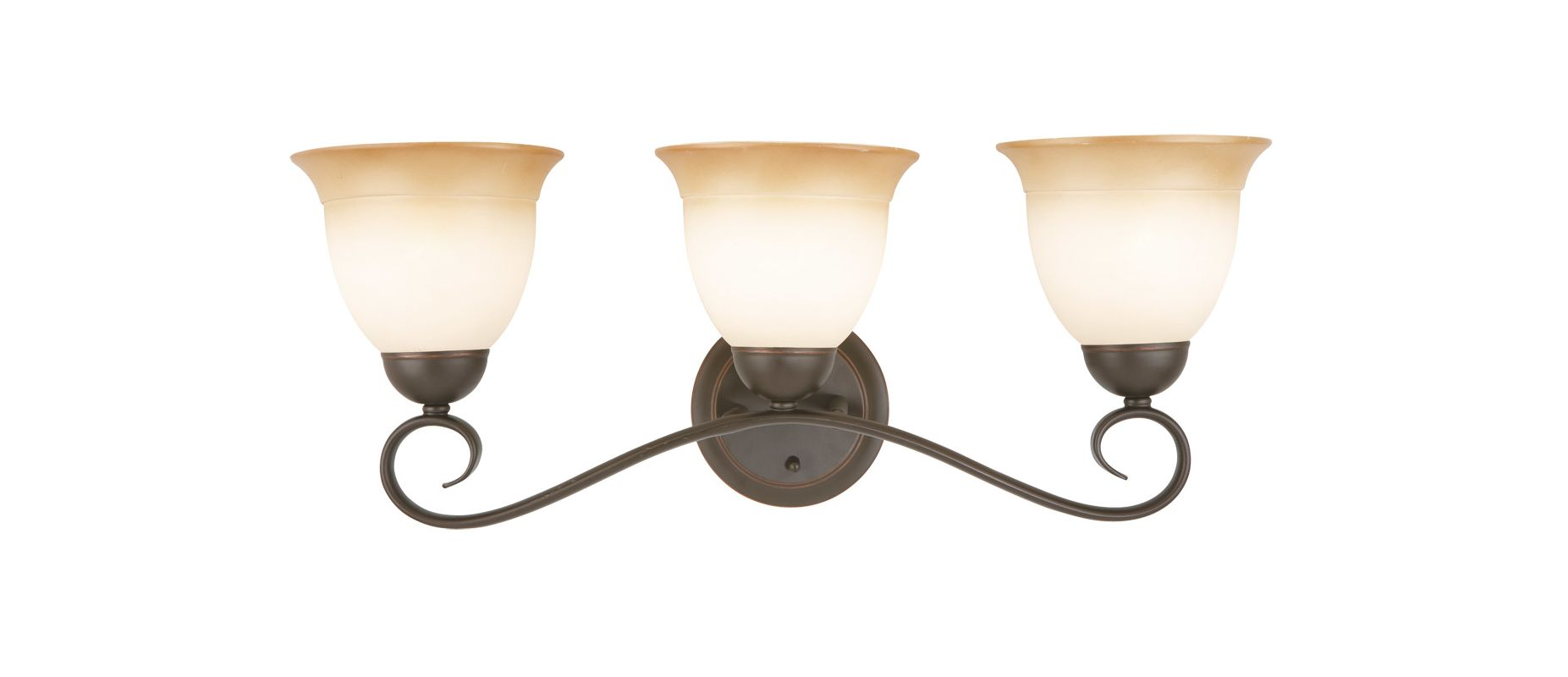 Design House 512665 Cameron Traditional / Classic 3 Light Up Lighting