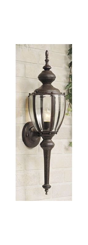 "Designers Fountain 1273-RP 1 Light 7"" Wall Lantern from the Beveled"