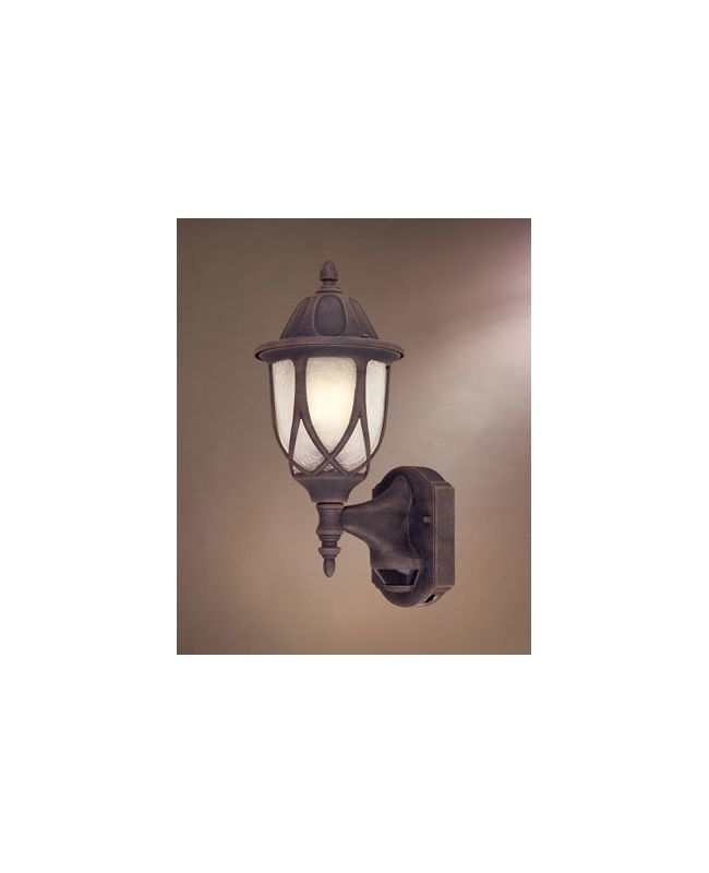 "Designers Fountain 2867MD-AG 1 Light 6.5"" Cast Aluminum Wall Lantern"