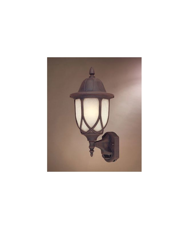 "Designers Fountain 2868MD-AG 1 Light 9"" Cast Aluminum Wall Lantern"