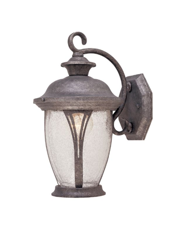 "Designers Fountain 30511-RS 1 Light 7"" Wall Lantern from the"