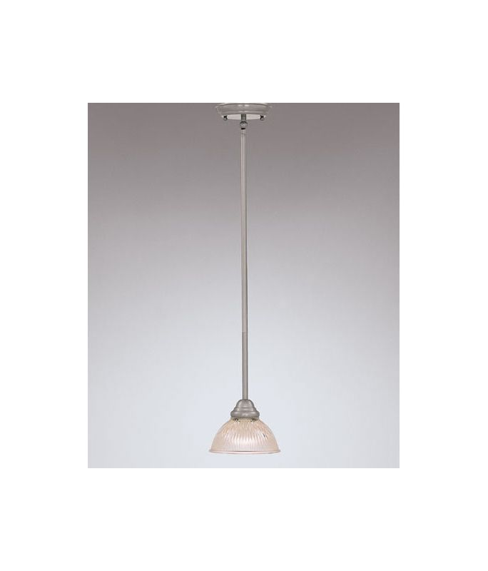 Designers Fountain 4941-PW 1 Light Mini-Pendant from the Mix and Match