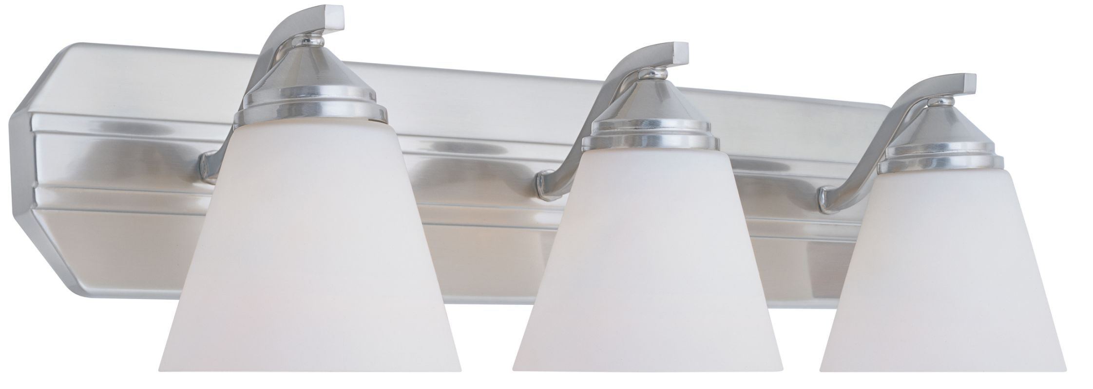 Designers Fountain 6603 300 Watt Three Light Bathroom Fixture from the
