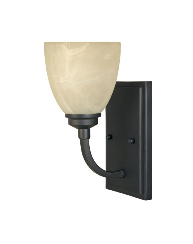 Designers Fountain 82901 1 Light Wall Sconce from the Tackwood Sale $42.75 ITEM: bci1040819 ID#:82901-BNB UPC: 46335944657 :