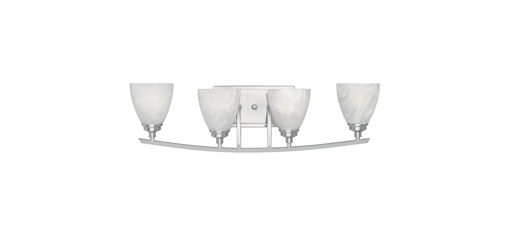 Designers Fountain 82904 4 Light Bathroom / Vanity Fixture from the