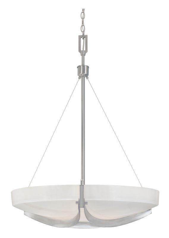 Designers Fountain 83031 Contemporary Three Light Bowl Pendant from