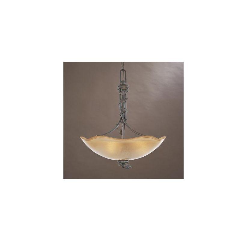 Designers Fountain 95631 Three Light Down Lighting Bowl Pendant from