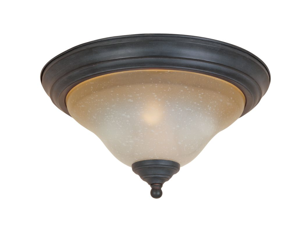 Designers Fountain 96121 Two Light Down Lighting Flush Mount Ceiling