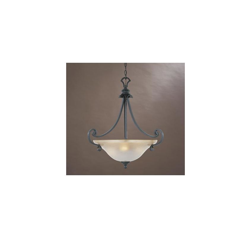 Designers Fountain 96131 Three Light Down Lighting Bowl Pendant from Sale $189.50 ITEM: bci805708 ID#:96131-NI UPC: 46335896376 :