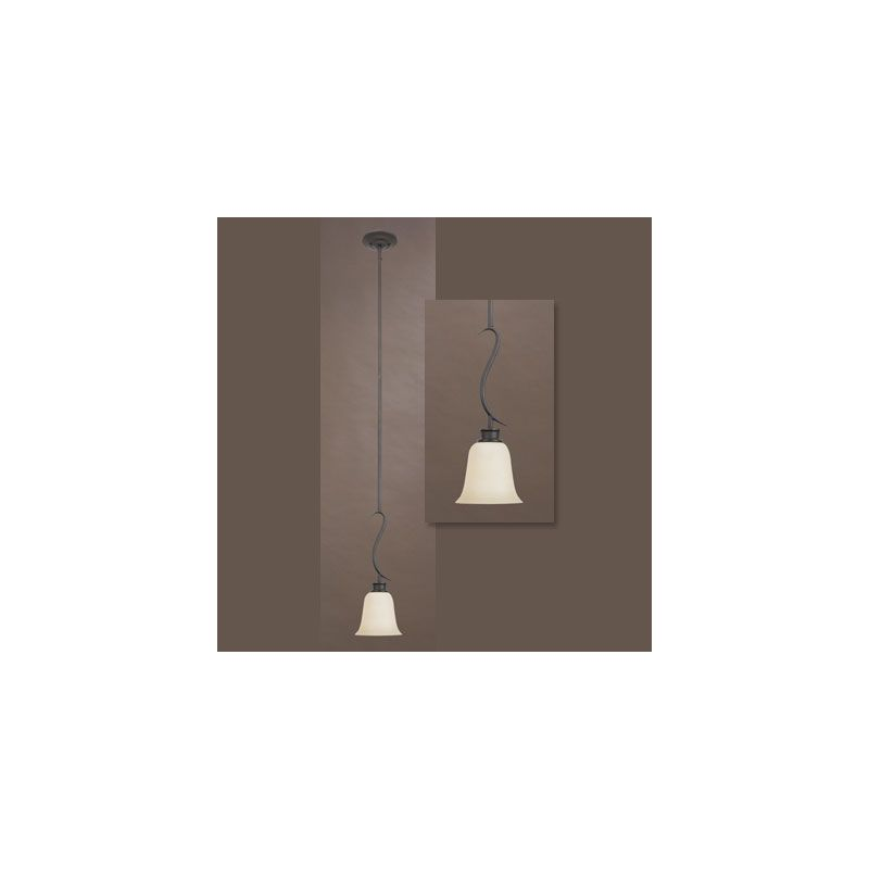 Designers Fountain 96930 Montego 1 Light Pendant with Frosted Glass Sale $44.55 ITEM: bci805777 ID#:96930-ORB UPC: 46335906020 :