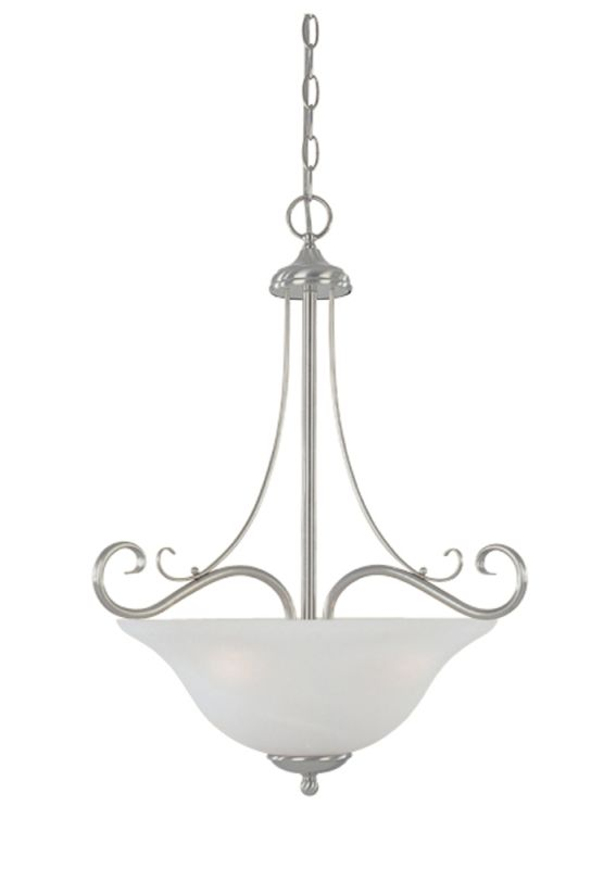 Designers Fountain 98031 Three Light Down Lighting Bowl Pendant from Sale $150.75 ITEM: bci805914 ID#:98031-SP UPC: 46335912953 :