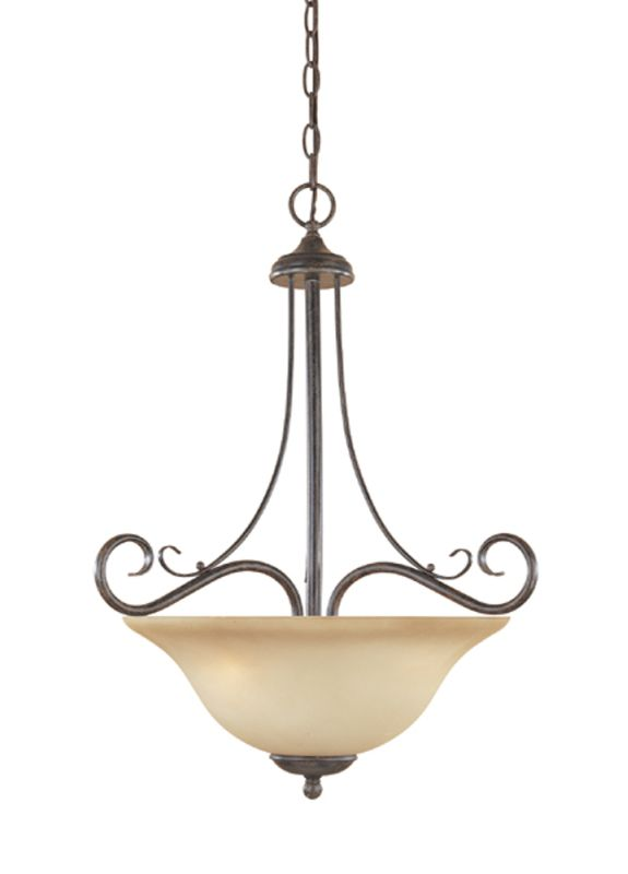Designers Fountain 98031 Three Light Down Lighting Bowl Pendant from Sale $150.75 ITEM: bci805915 ID#:98031-WM UPC: 46335917378 :