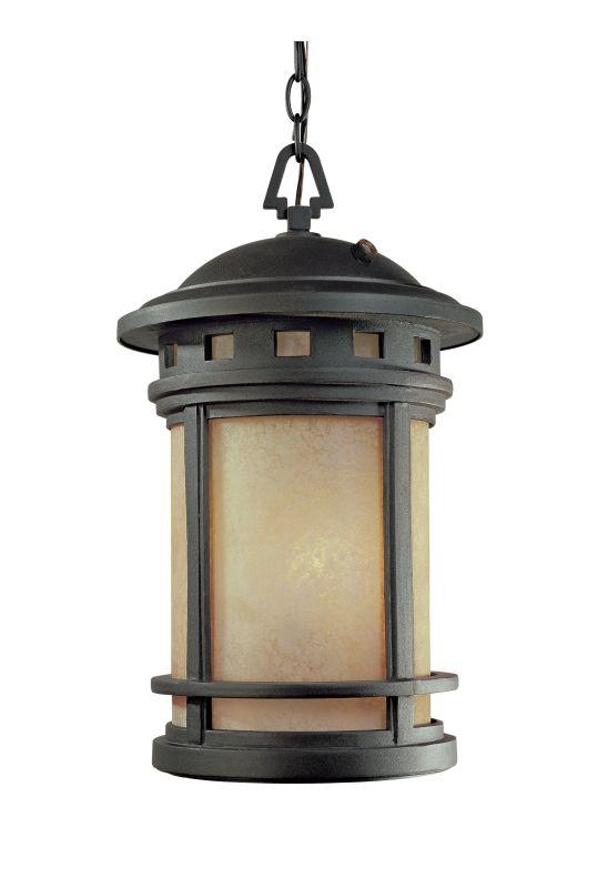 Designers Fountain ES2394 Sedona One Light Outdoor Energy Star Pendant