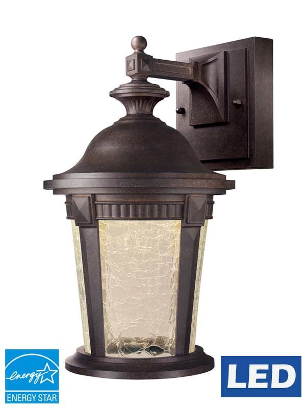 "Designers Fountain LED21721 Whitmore 7"" Energy Star LED Light Wall"