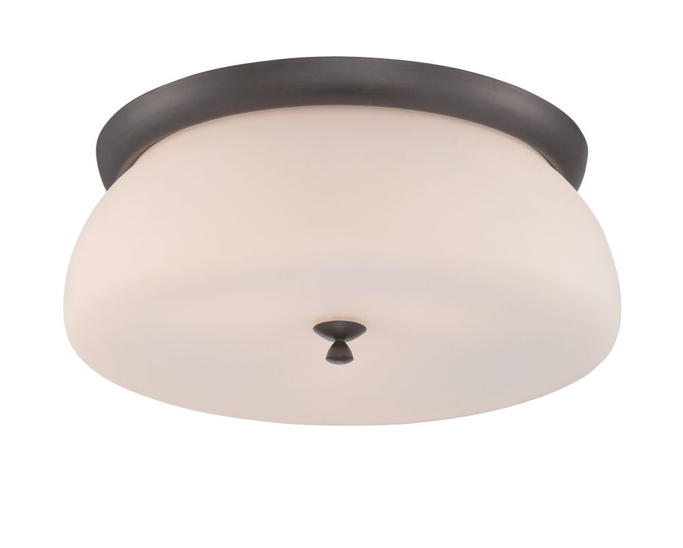 Designers Fountain 1259 Studio 2 Light Flush Mount Ceiling Fixture Oil Sale $79.50 ITEM: bci2671088 ID#:1259-ORB :