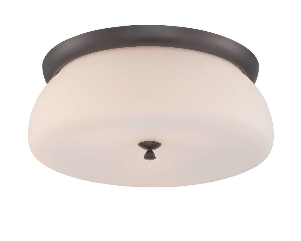 Designers Fountain 1259 Studio 2 Light Flush Mount Ceiling Fixture Oil Sale $79.50 ITEM: bci2671088 ID#:1259-ORB :