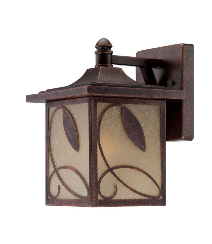 Designers Fountain 22221 Devonwood 3 Light Outdoor Wall Sconce Flemish