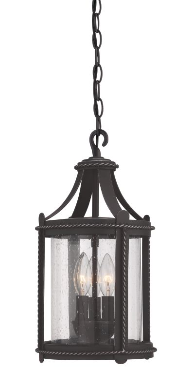 Designers Fountain 33634 Palencia 3 Light Outdoor Small Pendant Sale $218.00 ITEM: bci2671104 ID#:33634-APW :