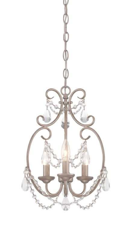Designers Fountain 6205 Dahlia 3 Light 1 Tier Candle Style Chandelier Sale $139.90 ITEM: bci2671108 ID#:6205-AP :