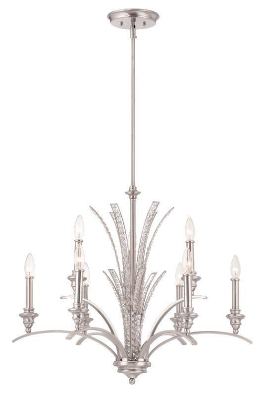 Designers Fountain 85789 Grand Plazza 9 Light 2 Tier Candle Style