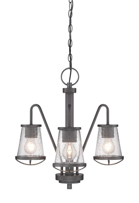 Designers Fountain 87083 Darby 3 Light 1 Tier Mini Chandelier Sale $258.00 ITEM: bci2671141 ID#:87083-WI :