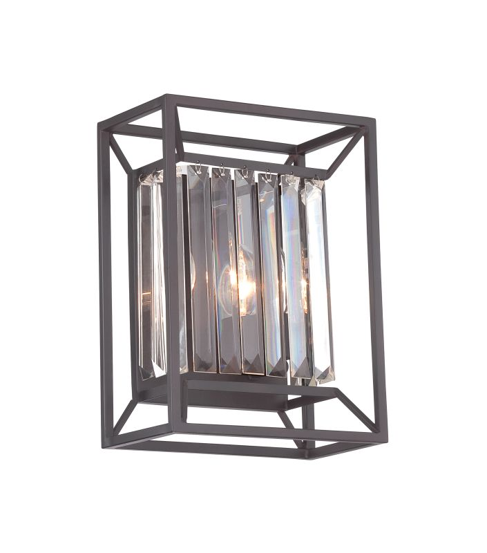 Designers Fountain 87402 Linares 2 Light Bathroom Vanity Light Vintage Sale $199.50 ITEM: bci2671171 ID#:87402-VB :