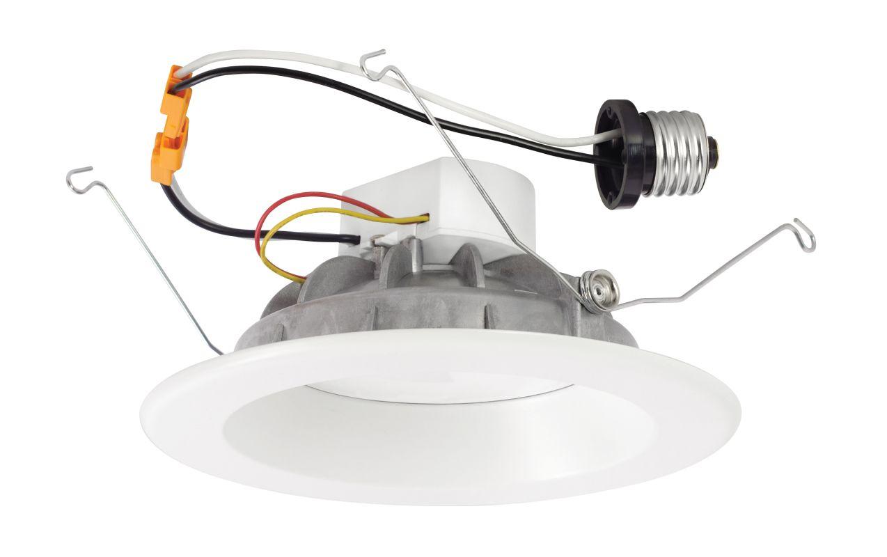 """Designers Fountain 9Y6-2C50 6"""" LED Energy Star Recessed Retrofit"""