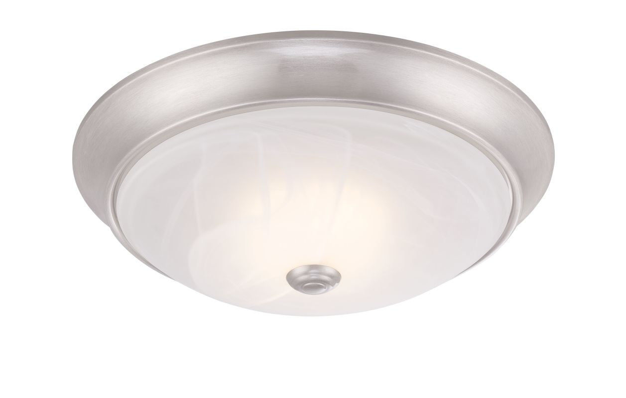Designers Fountain LED1001 Cirrus 1 Light LED Flush Mount Ceiling