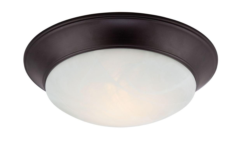 Designers Fountain LED1102 Halo 1 Light LED Flush Mount Ceiling