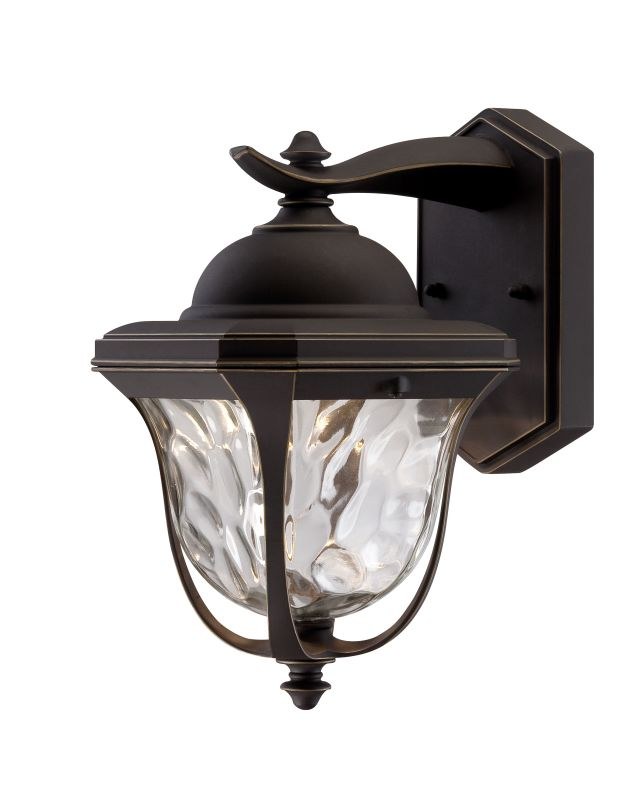Designers Fountain LED21921 Marquette 1 Light Outdoor LED Wall Sconce