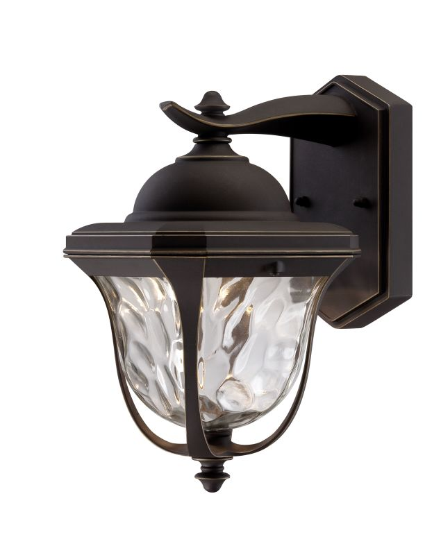 Designers Fountain LED21931 Marquette 1 Light Outdoor LED Wall Sconce