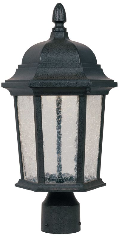 "Designers Fountain LED2776 9-1/2""W x 18""H 12 Watt LED Energy Star Post"