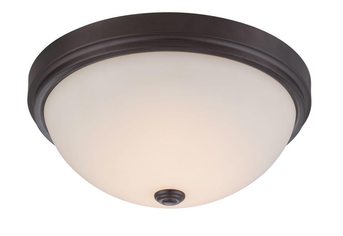 Designers Fountain LED302M Hopkins 1 Light LED Flush Mount Ceiling