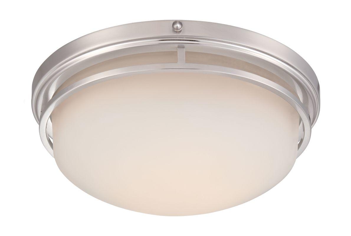Designers Fountain LED303M Ramsey 1 Light LED Flush Mount Ceiling