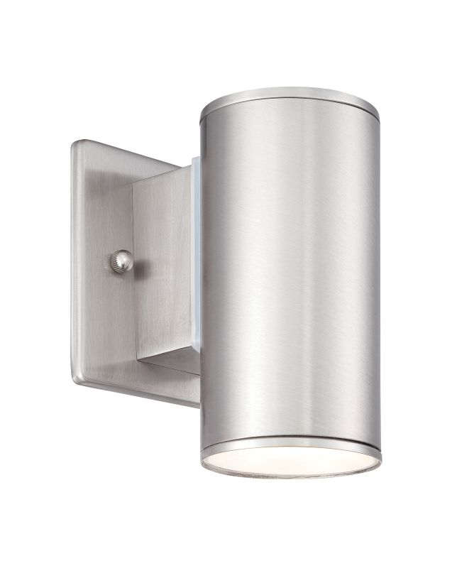 Designers Fountain LED33001 Barrow 1 Light LED Outdoor Wall Sconce