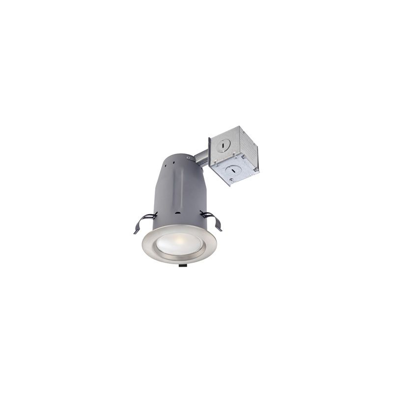 "Designers Fountain LED3730 3"" LED Energy Star Recessed Retrofit"