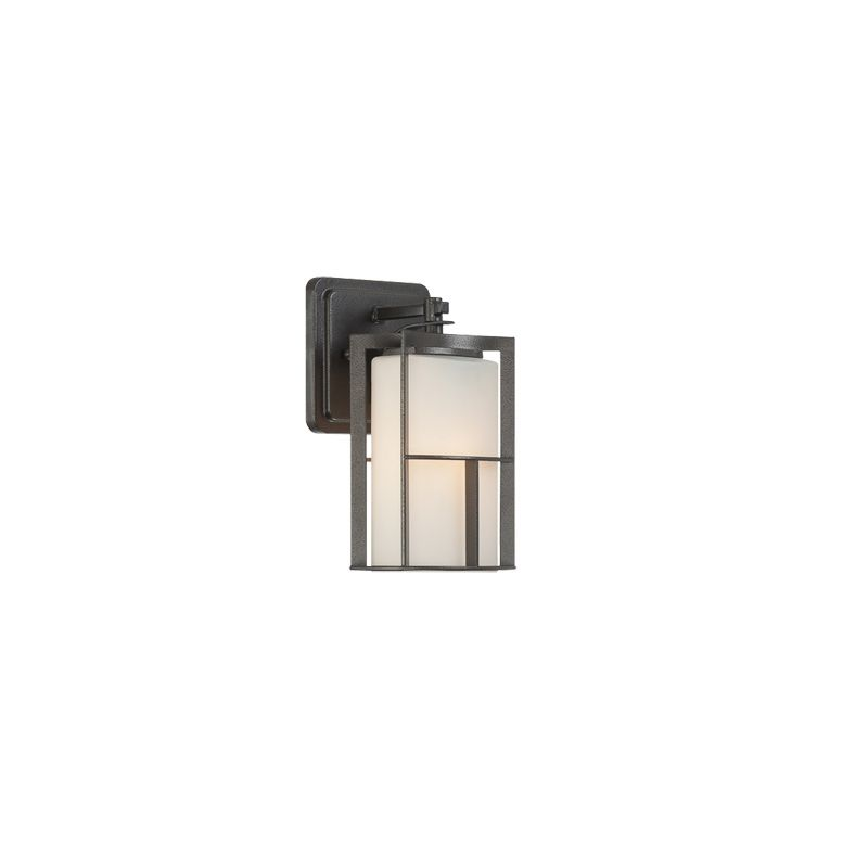 Designers Fountain 31811 1 Light Outdoor Wall Lantern from the Braxton