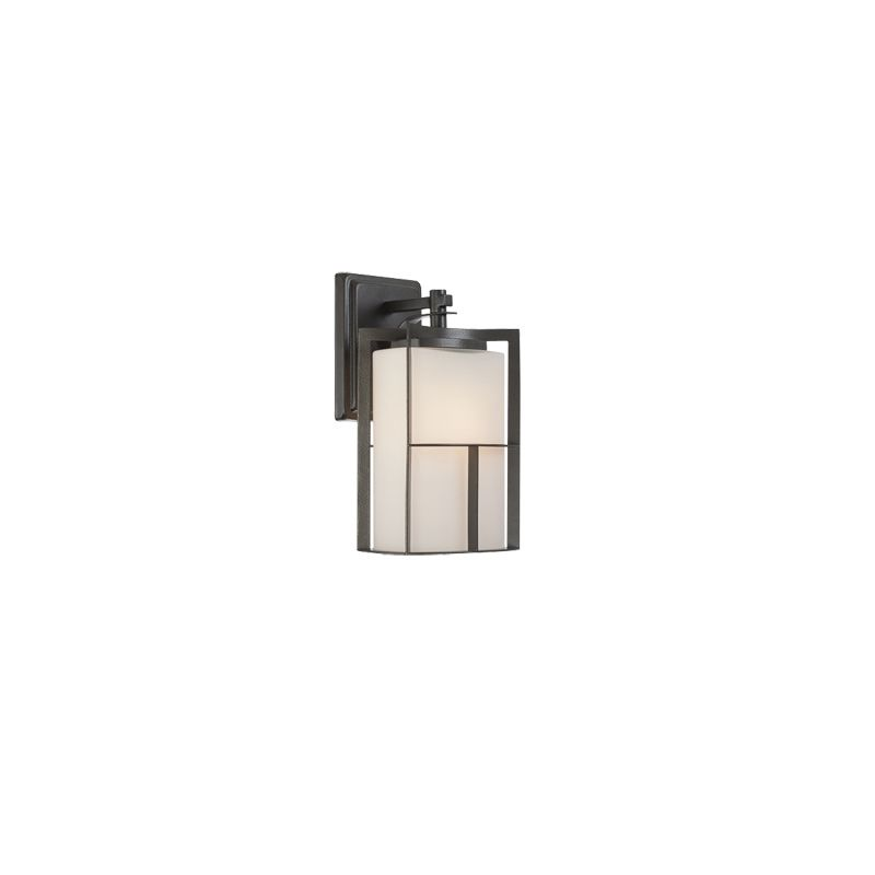 "Designers Fountain 31821 1 Light 13"" Outdoor Wall Lantern from the"